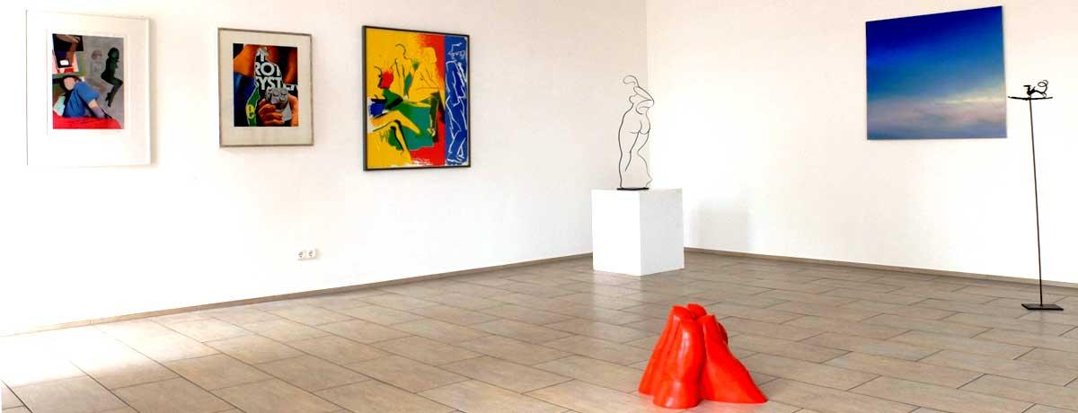 Ausstellungsansicht: Ans Licht gebracht