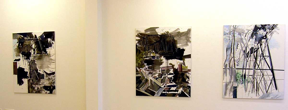 Ausstellungsansicht: Mein schönstes Grau