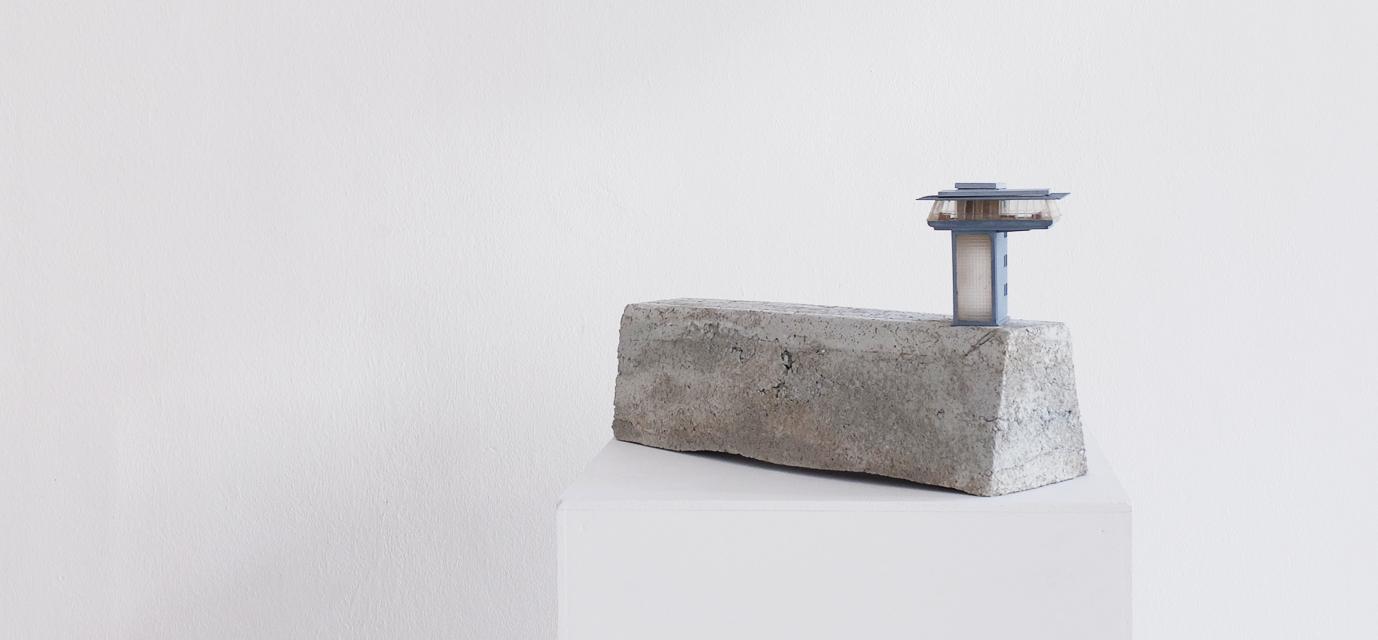 Manfred Gipper - Ausstellungsansicht: Mein schönstes Grau