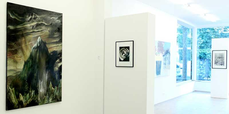 Ausstellungsansicht: Summer Special
