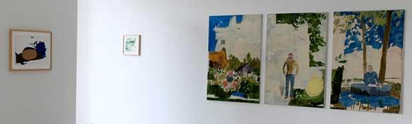 Ausstellungsansicht Summer Special