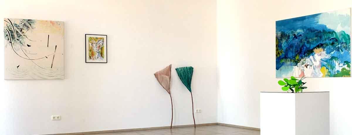 Entdeckt! Künstler der Galerie und Gastkünstler