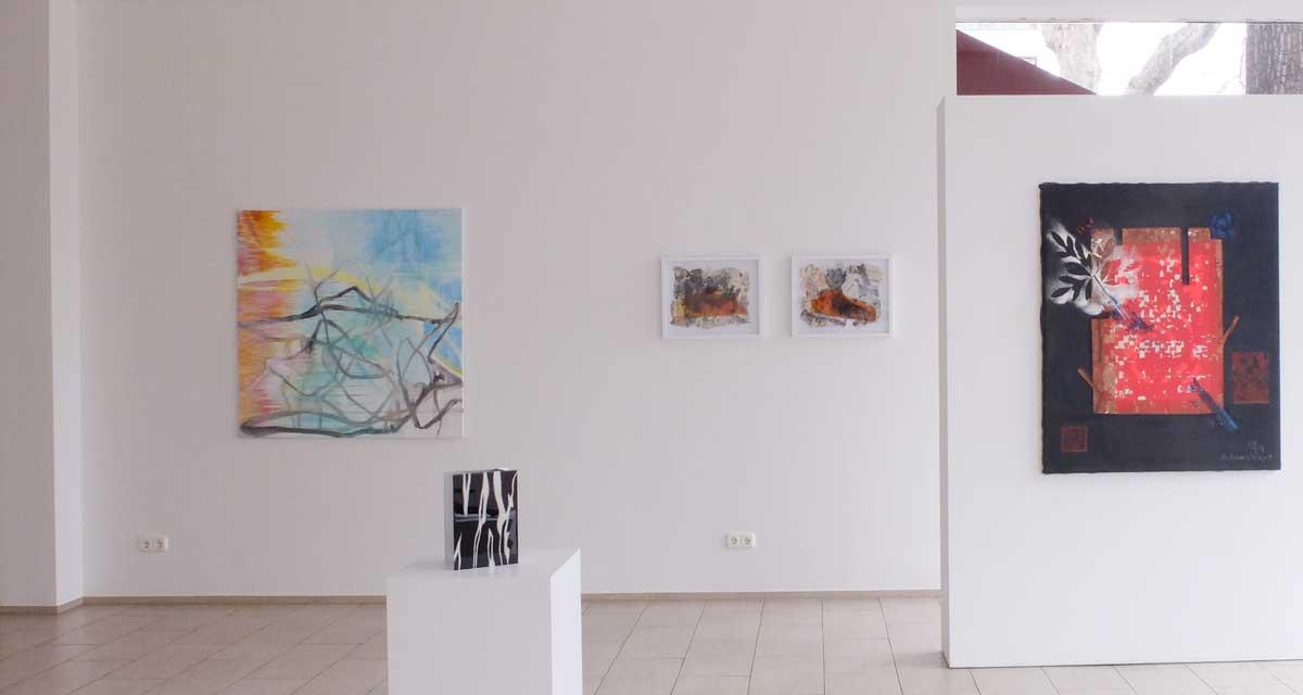 Ausstellungsansicht: Mutation
